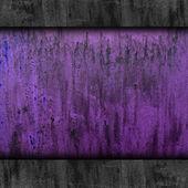 Texture background purple metal rust rusty old paint grunge iron — Stock Photo