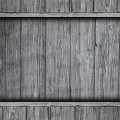 Texture wooden gray old fence background your message wallpaper — Stock Photo