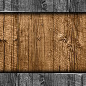 Texture wooden old fence gray background your message wallpaper — Stock Photo