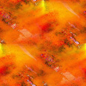 Seamless background watercolor texture abstract yellow, orange p — Stock Photo