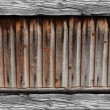 Wood texture background wooden plank fence old wall board panel — Stock Photo