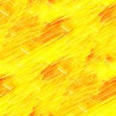 Laranja sem emenda de luz solar, ba de aquarela, papel de parede de textura amarelo — Foto Stock