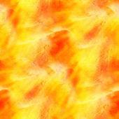 Güneş ışığı sorunsuz doku duvar, suluboya kağıdı turuncu arka plan — Stok fotoğraf
