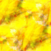 Sunlight watercolor art yellow green seamless abstract texture h — Stock Photo