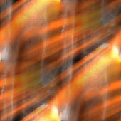 Sunlight watercolor brush black abstract art artistic isolated b — Stock Photo