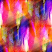 Sluneční světlo abstraktní fialové modrá červená žlutá zelená izolované watercol — Stock fotografie