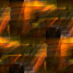 ������, ������: Sunlight paint yellow black smears seamless background watercolo