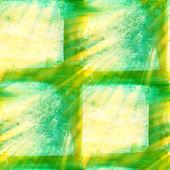 Солнечный свет акварели бесшовный фон Абстрактный зеленый c — Стоковое фото