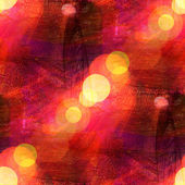 Bokeh wallpaper background red watercolor art seamless texture a — Stock Photo