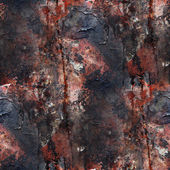 Seamless metal rusty texture background grunge paper abstract wa — Stock Photo