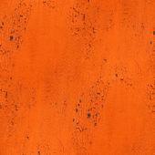 Seamless texture orange background metal rust rusty old paint gr — Stock Photo