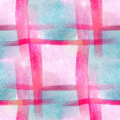 Sun glare abstract seamless painted blue, pink watercolor backgr — Stock Photo