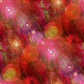 Sun glare background red watercolor art seamless texture abstrac — Stock Photo