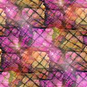 Textura de sol fulgor grunge, acuarela backg inconsútil púrpura color beige — Foto de Stock