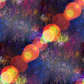 Sun glare seamless texture of colorful abstract space planet bac — Stock Photo