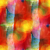 Sunlight abstract colorful, stripes watercolor stain — Stock Photo