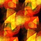 Sunlight color spot brown, yellow desert light macro blotch text — Stock Photo