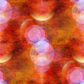 Sunlight macro stains brown, red watercolor seamless texture pai — Stock Photo