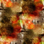 Sunlight seamless, cubism abstract, art Picasso brown texture, w — Stock Photo