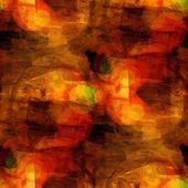 日光のテクスチャの水彩ブラウンのシームレスな背景のヴィンテージ — ストック写真