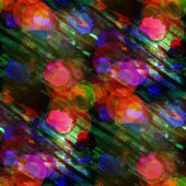 日光抽象的なヴィンテージ ブルー、ピンク、サークル前衛 waterco — ストック写真