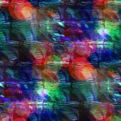 Acquerello d'avanguardia, in astratto vintage blu di luce solare senza soluzione di continuità — Foto Stock