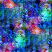 Sonnenlicht abstrakte vintage blau avantgarde, aquarell nahtlose — Stockfoto