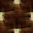 Stock Photo: Retro brown abstract texture color seamless background watercolo