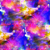 Glare light abstract texture color seamless purple, blue, yellow — Stock Photo
