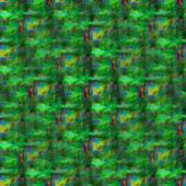 Tapeta umění pozadí zelená žlutá bezproblémové ručně světlé w — Stock fotografie