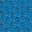 Stock Photo: Wallpaper blue black paint watercolor seamless texture with spot