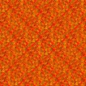 Aquarela artesanal sem emenda de papel de parede fundo laranja brilhante — Foto Stock