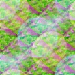 Glare from seamless design  texture background abstract green pu — Zdjęcie stockowe