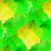 Dikişsiz yeşil sarı sanat makro doku suluboya b'den kamaşma — Stok fotoğraf