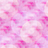 Glare from seamless pink background abstract watercolor design i — Stock Photo