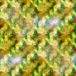 Glare from abstract yellow green brown watercolor seamless textu — Stock Photo #31594881