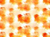 Bezszwowe pomarańczowy kropelka kolorowe akwarele wal ręcznie, piękne — Zdjęcie stockowe