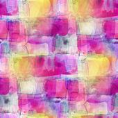 Umělec grunge textura, akvarel modrá fialová bezešvé poza — Stock fotografie