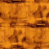 Абстрактная акварель коричневая бесшовный фон тонов Пай — Стоковое фото