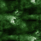 水彩绿色背景纹理色调抽象绘画模式 — 图库照片