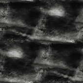 Watercolor texture black seamless tones background abstract pain — Stock Photo