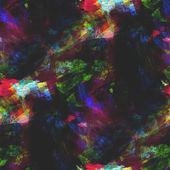 Streszczenie akwarela ar awangardowe tapety bezszwowe zielony, czerwony — Zdjęcie stockowe