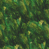 Abstract watercolor green and art seamless texture, hand painted — Stock Photo