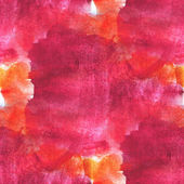 Art avant-garde red, yellow background hand paint seamless wallp — Stock Photo