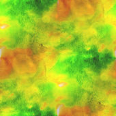 Art yellow, green avant-garde hand paint background seamless wal — Stock Photo