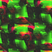 Palette rouge, vert image frame style graphique texture watercolo — Photo