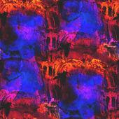 Palette seamless orange, blue picture frame graphic style textur — Stockfoto