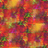 Artist watercolor variegated background, seamless — Stock Photo
