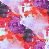 Paint colorful purple, red pattern water texture abstract color — Stock Photo