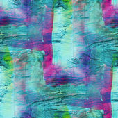 Colorful pattern water texture paint abstract color seamless wat — Foto Stock